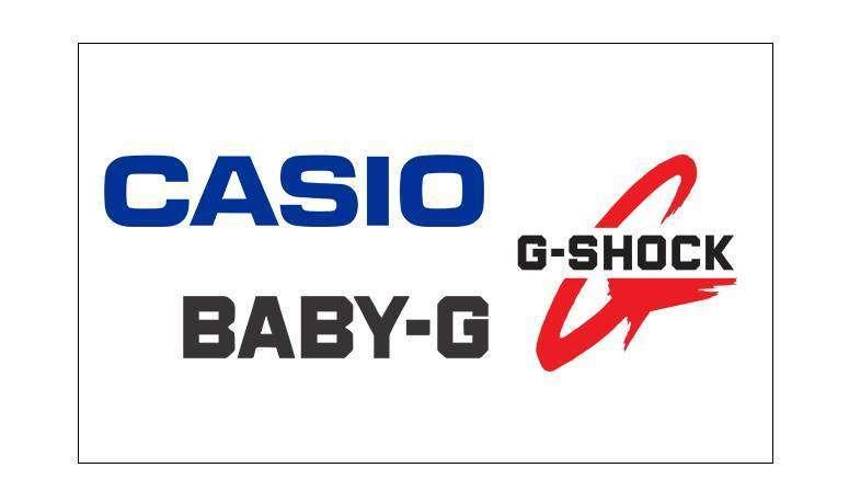 Casio Baby-G Shock Watches
